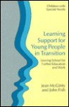 Learning Support for Young People in Transition - Jean McGinty