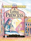 A Little Princess With Cd - Lucy Whybrow, Frances Hodgson Burnett