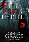 MYSTERY: THE BIG THRILL - LOVING PARIS: (Mystery, Suspense, Thriller, Suspense Crime Thriller) (ADDITIONAL BOOK INCLUDED ) (Mystery thriller Suspense Collection Literature & fiction) - AMANDA GRACE