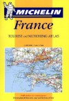 Michelin Tourist & Motoring Atlas France #1092 - Michelin Travel Publications