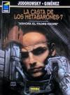 La casta de los metabarones, #7 Aghora el padre-madre (La Caste des Méta-Barons #7) - Alejandro Jodorowsky, Juan Giménez, Estudio-Traducciones Imposibles. com