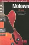 Guitar Chord Songbook: Motown (Guitar Chord Songbook) - Songbook