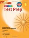 Test Prep, Grade 1 (Spectrum) - School Specialty Publishing, Dale Foreman, Alan Cohen, Jerome Kaplan, Spectrum