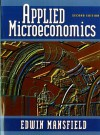 Applied Microeconomics - Edwin Mansfield