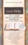 Biblia Letra Grande Edicion Especial con Referencias - Broadman and Holman Espanol Editorial Staff, Broadman and Holman Espanol Editorial Staff