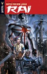 Rai Volume 2: Battle for New Japan TP (Rai Tp) - Matt Kindt, Clayton Crain, Clayton Crain