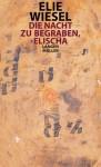 Die Nacht Zu Begraben, Elischa - Elie Wiesel, Curt Meyer-Clason