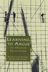 Learning to Argue in Higher Education - Sally Mitchell
