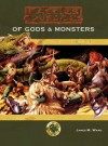 Castles and Crusades Of Gods & Monsters - James M. Ward, Cory M. Caserta, Peter Bradley, Jason Walton, Sarah Walker