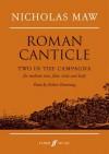 Roman Canticle - Nicholas Maw