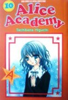 Alice Academy, Vol. 10 - Tachibana Higuchi