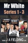 Mr White Series 1-3 (BWWM Interracial Romance Bundle) - J.A. Fielding