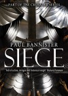 Siege (The Crusader Series Book 4) - Paul Bannister