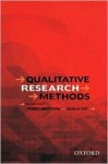 Qualitative Research Methods - Pranee Liamputtong, Douglas Ezzy
