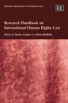 Research Handbook on International Human Rights Law - Sarah Joseph, Adam McBeth