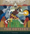 The Odyssey - Gillian Cross, Neil Packer, Homer