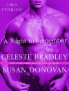 A Night to Remember - Celeste Bradley, Susan Donovan