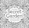 Secret Garden: An Inky Treasure Hunt and Coloring Book - Johanna Basford