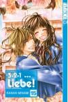 3 2 1 ... Liebe! Bd. 15 - Kanan Minami