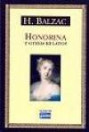 Honorina y otros relatos - Luis Rutiaga, Honoré de Balzac