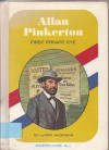Allan Pinkerton: First Private Eye (Americans All) - Lavere Anderson, Frank E. Vaughn