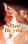 Fire in You: Roman (Wait for You 7) - J. Lynn, Vanessa Lamatsch