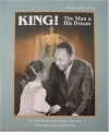 King!: The Man and His Dream : A Play (Holiday Play Series) - June Behrens