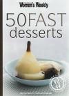 "50 Fast Desserts ( "" Australian Women's Weekly "" Mini) - Susan Tomnay"
