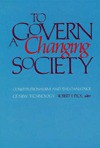 To Govern a Changing Society: constitutionalism and the challenge of new technology - Robert S. Peck