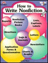 How to Write Nonfiction - Jo Ellen Moore, Judy Olson