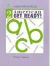 American Get Ready] 2 Handwriting Book - Felicity Hopkins