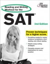 Reading and Writing Workout for the SAT, 2nd Edition - Princeton Review Staff