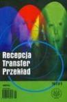 Recepcja Transfer Przekład Tom 6 - Jan Koźbiał
