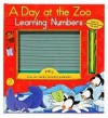 A Day at the Zoo: Learning Numbers - Kristine Lombardi, Viviana Garofoli