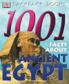 Backpack Books: 1,001 Facts about Ancient Egypt (Backpack Books) - Sue Grabham
