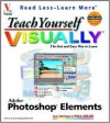 Teach Yourself Visually Adobe Photoshop Elements - Mike Wooldridge