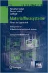 Materialflusssysteme: Forder- Und Lagertechnik - Thorsten Schmidt