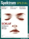 Spektrum Spezial 3/09 Schlaf: Ein Phänomen und seine Störungen - Reinhard Breuer