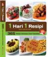 Buku 1 Hari 1 Resipi 365 Resipi Istimewa Chef Hanieliza - Hanieliza Kamarudin