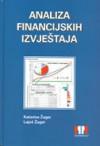 Analiza financijskih izvještaja - Lajoš Žager, Katarina Žager