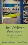 Writer's Presence 5e & ix visual exercises - Donald McQuade, Cheryl E. Ball, Robert Atwan
