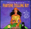 Madame Bosky's Fortune Telling Kit: A Book and Card Set - Kirsten Hall, Dana Cooper, Amy Christensen