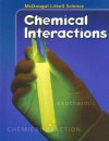 Chemical Interactions - McDougal Littell