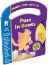 Puss In Boots (Handled Book And Cd) - Vincent Douglas