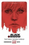Black Widow Vol. 1: The Finely Woven Thread (Black Widow boxed) - Nathan Edmondson, Phil Noto