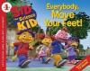 Everybody, Move Your Feet! - Jodi Huelin