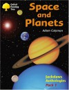 Space and Planets (Oxford Reading Tree: Stages 8-11: Jackdaws: Pack 1) - Adam Coleman, Mike Poulton, David Oakden