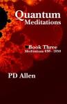 Quantum Meditations; Book Three: Meditations 698 - 1050 - P.D. Allen