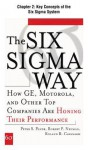 The Six SIGMA Way, Chapter 2 - Key Concepts of the Six SIGMA System - Peter S. Pande, Roland R. Cavanagh, Robert P. Neuman