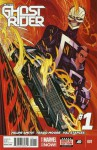 All-New Ghost Rider #1 - Felipe Smith, Tradd Moore